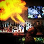 Bar Manager Peter Palisi