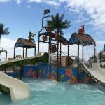 Kaya Belek's new kids pool...