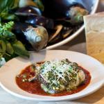 Eggplant Rollatini Appetizer