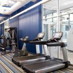 Aloft Lexington Recharge Fitness Center