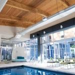 Aloft Lexington Splash Indoor Pool