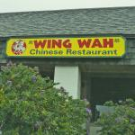 Wing Wah is near Safeway in Crescent City, CA on Hwy 101.