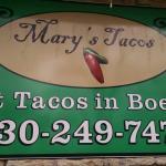 Mary's Tacos