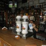 Bar of Jardin Bavaria  |  Avenida Norte 49, Antigua 03001, Guatemala
