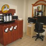 Coffee Station & Business Center