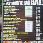 menu estate 2014