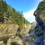 Sooke Potholes Provincial Park