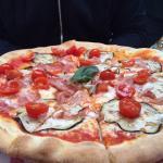 Buena pizza italiana