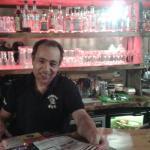 Tequila Hub and it's wonderful proprietor.