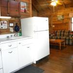 Kitchen/den