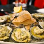 Chargrilled Oysters on the Half Shell