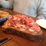 A generous portion of Iberian Ham! Delicious!