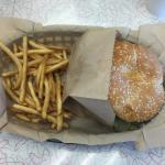 Billede af Burgerville