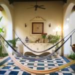 Yucatan style hammocks