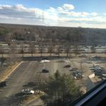 View of Front Parking Lot and I495