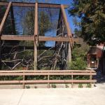 Lemur cage