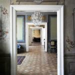 A XVIII. századi De la Motte - Beer-palota egymásba nyíló szobái