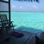Massage over the water