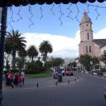 plaza outside