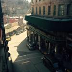 Down spring street