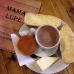 Hot Chocolate with Cheese? Yum!