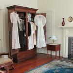Helen's wardrobe