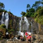 Cikondang Waterfall