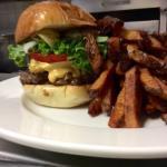 House - ground hamburger