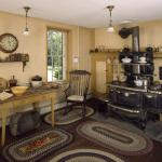 Four generations of 19th century kitchen technology