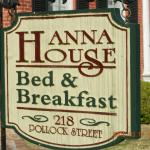 Foto de Hanna House Bed & Breakfast