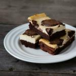 Most delicious Cheesecake Brownie