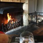 Bar and Afternoon tea area