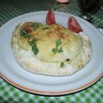 Greek Calzone
