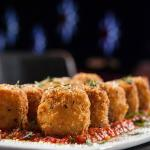 Fried Mac & Cheese Bites