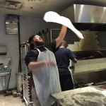 This is how pizza is made