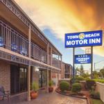 Foto de Town Beach Motor Inn