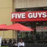 Фотография Five Guys