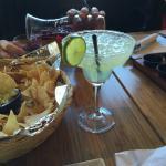 Lime Margarita...so good!