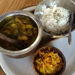 Great curry dish
