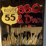 Route 55 BBQ & Catering