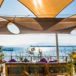 Sunrise Resort Gili Air - Sundeck