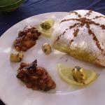 Hühnchen-Pastilla