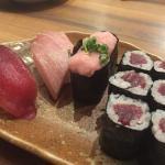 Everything tuna!