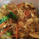 Singapore Rice Noodles are fab!!