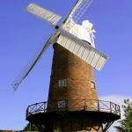 Green's Windmill, a working 19th Century towermill