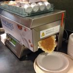 Coolest pancake maker!