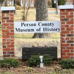 Person County Museum of History