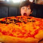 Good pizza! Nice waitstaff.
