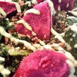 Beets, Kale, & Quinoa