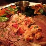 Prime Rib with Lobster